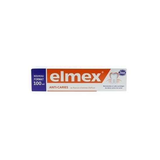 Elmex dentifrice anticaries 100ml