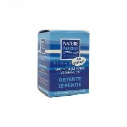 Magnésium marin vitamine B6 40 gélules