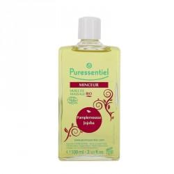 Puressentiel minceur huile pamplemousse jojoba 100ml