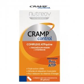 Physcience Cramp Control Boite de 30 comprimés