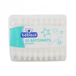 Bebisol Batonnets Sécurité Bébé x50