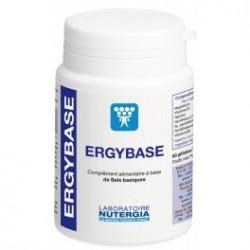 Nutergia ergybase sels basiques 60 gélules
