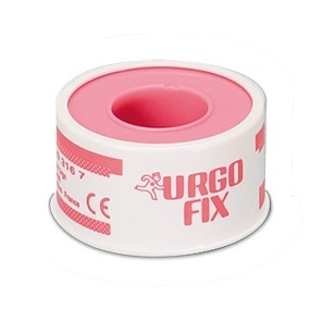 Urgo fix sparadrap hypoallérgenique 5mx2.5cm