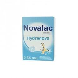 Novalac Hydranova Solution en Poudre 10 sachets de 65g