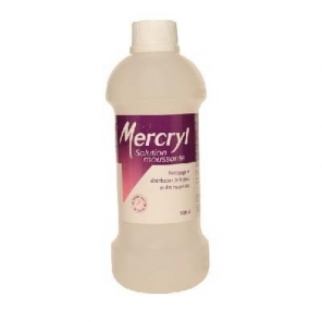 Mercryl Solution Moussante pour Application Cutanée 300ml