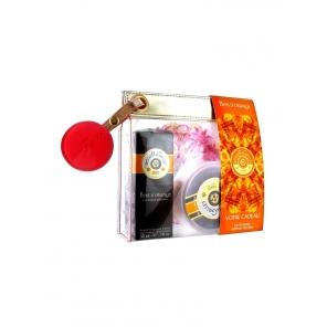 Roger & Gallet Trousse Bois d'Orange Eau Fraîche Parfumée 30ml + Savon Parfumé 100g