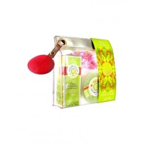 Roger & Gallet Trousse Fleur d'Osmanthus Eau Fraîche Parfumée 30 ml + Savon Parfumé 100 g