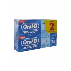 Oral B Pro Expert Multi Protection 2 x 75 ml