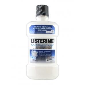 Listerine Bain de Bouche Soin Blancheur 250 ml