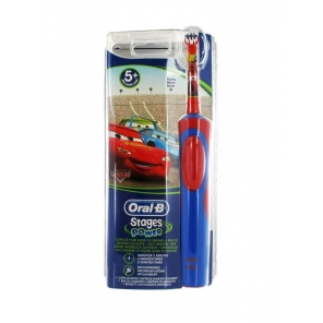 Oral B Kids Brosse à Dents Electrique Stages Power D12