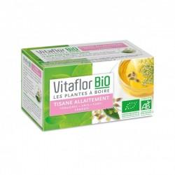 Vitaflor Bio tisane allaitement 18 sachets