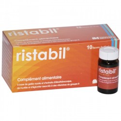 Ristabil anti fatigue 10 x 10ml