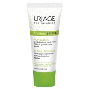 Uriage hyséac 3 régul soin global 40ml
