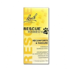 Fleurs de bach original rescue remedy pets 10ml
