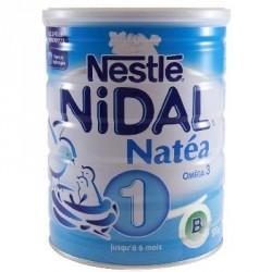 Nestlé nidal natea lait 1er âge 800g