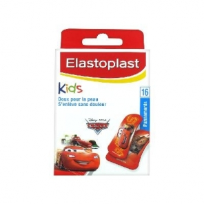 Elastoplast Kids Disney Cars 16 Pansements