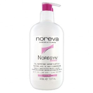 Noreva Noregyn Gel Nettoyant Intime Quotidien 500 ml