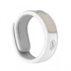 Parakito bracelet anti moustiques blanc 1 bracelet + 2 recharges