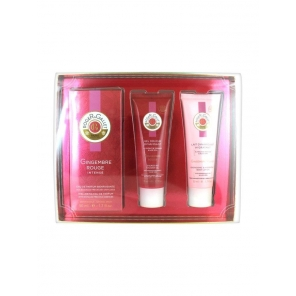 Roger & Gallet Coffret Gingembre Rouge Intense