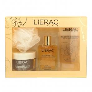 Lierac Coffret Sensoriel 3 Fleurs Blanches - Peaux normales