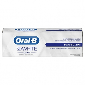 Oral-B 3D White Luxe Perfection 75 ml