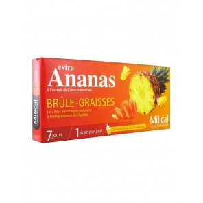 Milical Extra Ananas 7 jours