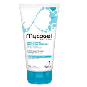 Mycogel gel nettoyant moussant 150ml