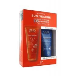 SVR Coffret Sun Secure Fluide Toucher Sec SPF 50+ 50 ml + Après-Soleil 50 ml Offert