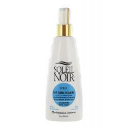 Soleil Noir Spray Lait Fluide Vitaminé Après-Soleil Hydratant 150 ml