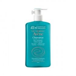 Avène cleanance gel peaux grasses 400ml