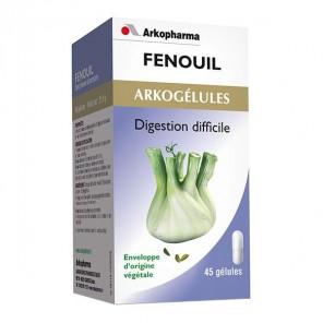 Arkopharma Arkogélules Fenouil 45 gélules