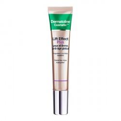 Dermatoline cosmetic lift effect plus yeux et lèvres anti-âge global 15ml