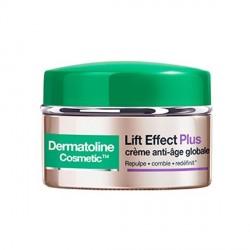 Dermatoline cosmetic lift effect plus crème anti-âge globale 50ml
