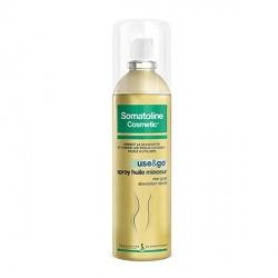 Somatoline huile minceur use&go 150ml