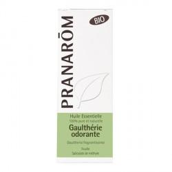 Pranarom huile essentielle bio gaulthérie odorante 10ml