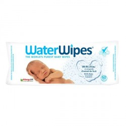 Waterwipes lingettes bébé 100% naturelles 60 lingettes