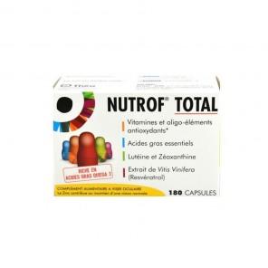 Nutrof Total à Visée Oculaire 180 capsules