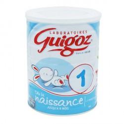 Guigoz 1 lait poudre dès la naissance 800g