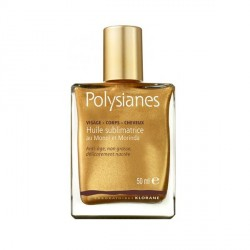 Klorane Polysianes huile sublimatrice 50ml