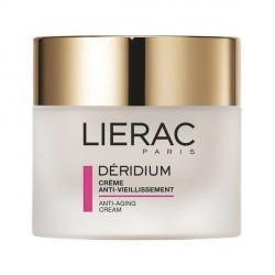 Lierac déridium crème nutritive rides peaux sèches à très sèches 50ml