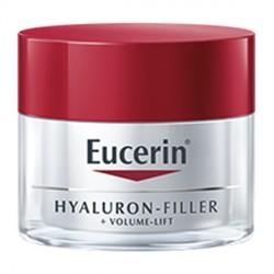 Eucerin hyaluron filler + volume lift soin de jour peau sèche 50ml