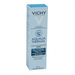 Vichy aqualia thermal crème riche tube 30ml