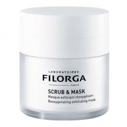 Filorga scrub and mask masque exfoliant réoxygénant 55ml