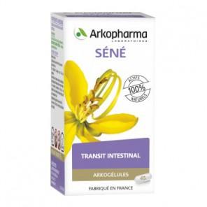 Arkopharma Arkogélules Séné complément alimentaire 45 gélules