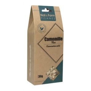 Nat&Form Camomille romaine tisane 30g