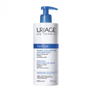 Uriage Xémose baume oléo apaisant anti-grattage flacon 500ml