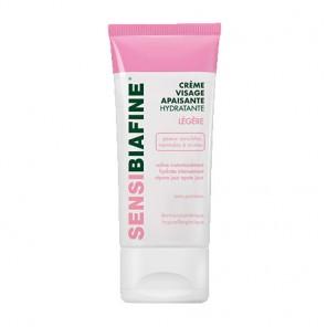 Biafine crème visage apaisante hydratante légère 50ml