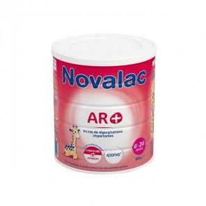NOVALAC AR+ 6-36MOIS LAIT PDR 800G