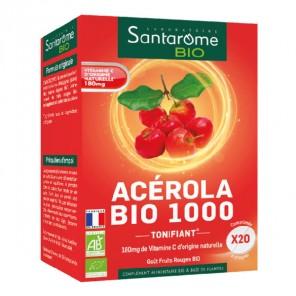SANTAROME ACEROLA BIO 1000 CPR10X2
