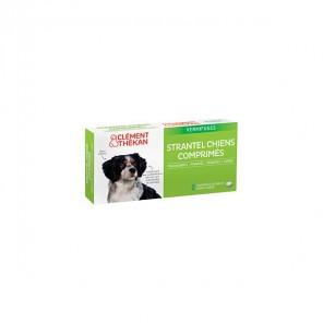 Thekan Strantel chien vermiguges 2 comprimés